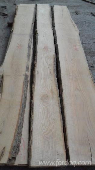 Unedged-Ash-Lumber