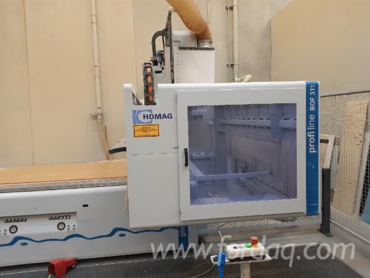 Vender-Centro-De-Usinagem-CNC-Homag-BOF-311-Usada-2006