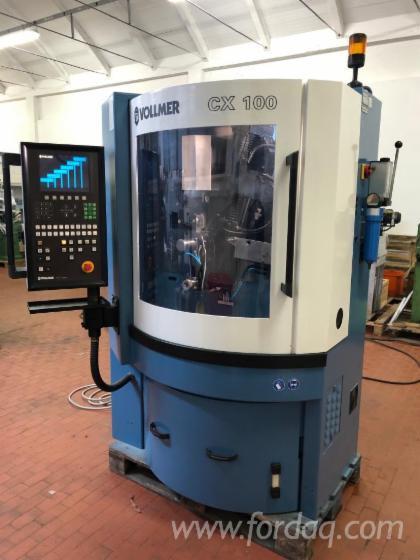 Carbide-Saw-Grinder-Vollmer-Model-CX100