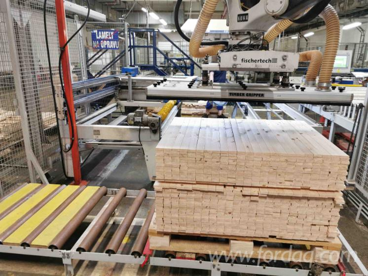 Throughfeed-Pressing-Line-for-Glued-Massive-Wood-Uffe-SASS-Maskinfabrik