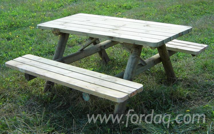 Garden-Furniture---Table-Bench-%22-Type