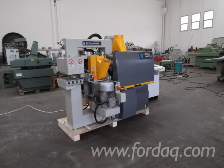 Used-Cattelan-Basic-350-2000-Moulding-Machines-For-Three--And-Four-side