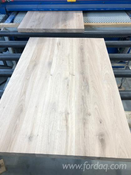 Oak-Table-Tops-Rustic