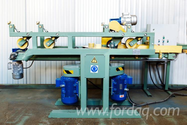 New-NPF-%22Tehpromservis%22-Veneer-Production-Machines---Veneer