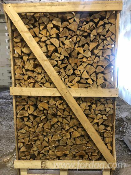 Birke-Brennholz