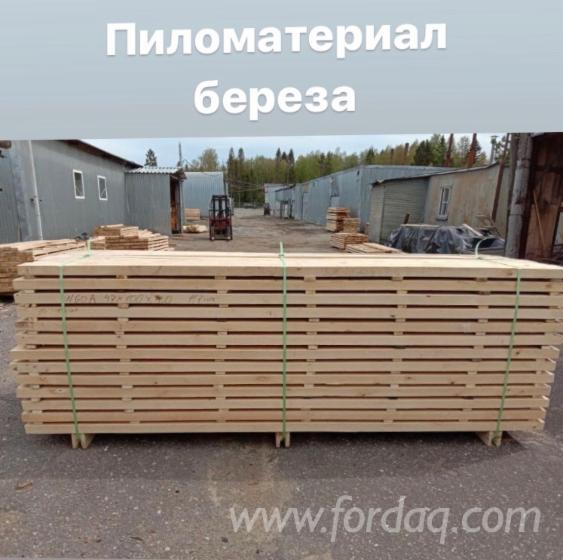 Birch-Planks