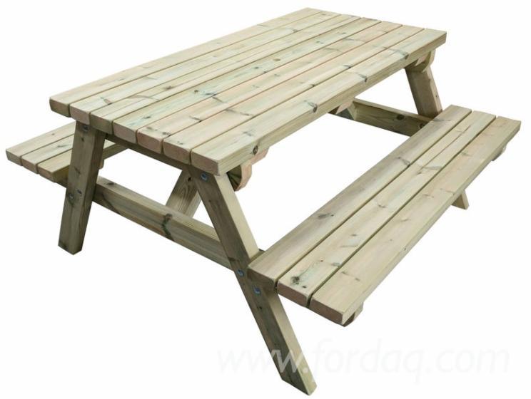 Ach%C3%A8te-Tables-De-Jardin-Traditionnel-R%C3%A9sineux-Europ%C3%A9ens-Pin-%28Pinus-Sylvestris%29---Bois