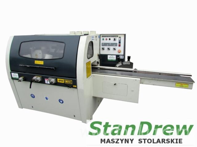 Used-Four-Side-Planer-4PM-180-4