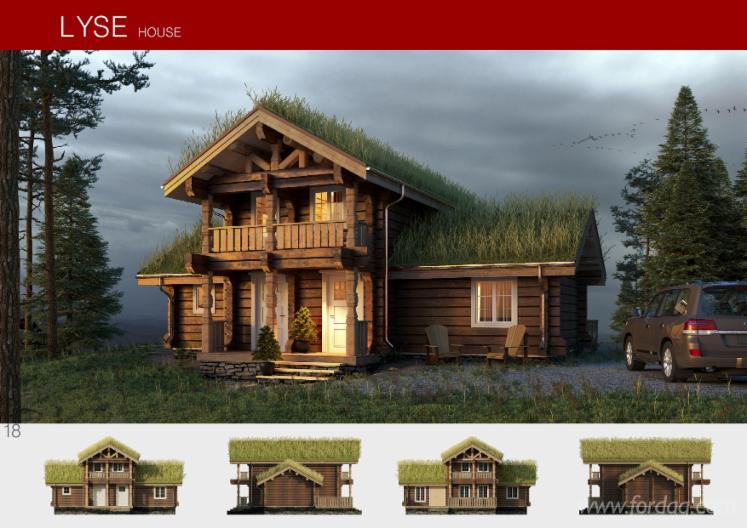 Dom-W-Systemie-Kanadyjskim--Sosna-Zwyczajna---Redwood