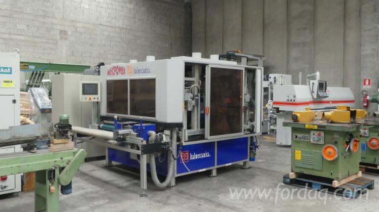 Brushing-Machine-Italmeccanica-4TB-1600-T-Polovna