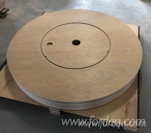 Selling-New-Birch-Flanges-for-Cable