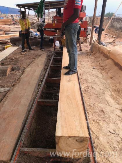 Mahogany-Beams---Planks---Square-Logs