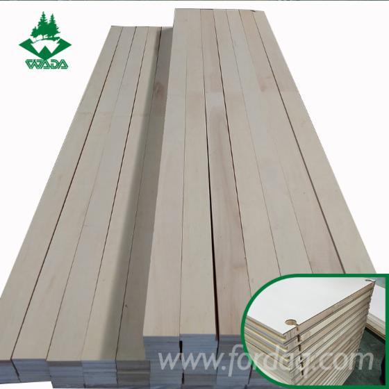 Laminated-Veneer-Lumber-for-Door-Core--Door
