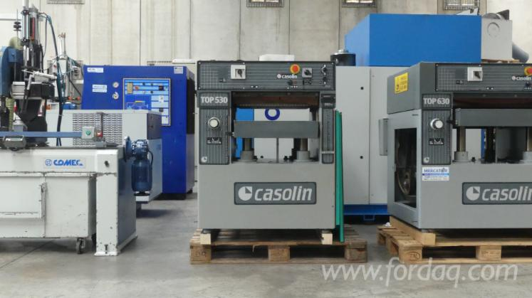 Selling-Used-Casolin-Top-530--Thickness-Planer