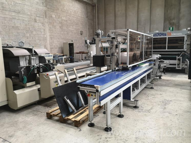 Used-Italmeccanica-Mak-6--Brushing-Machine-for-Wood-Strips