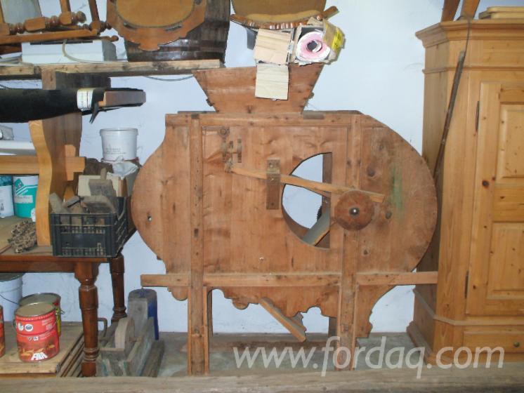 Vender-Antiguidades-Originais-Madeira-Macia-Europ%C3%A9ia-Abeto-%28Abies-Alba%29