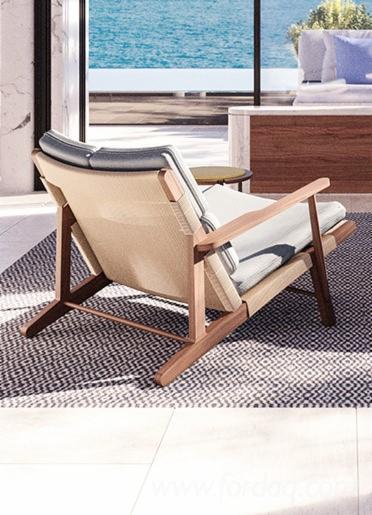 Ligstoelen--Modern
