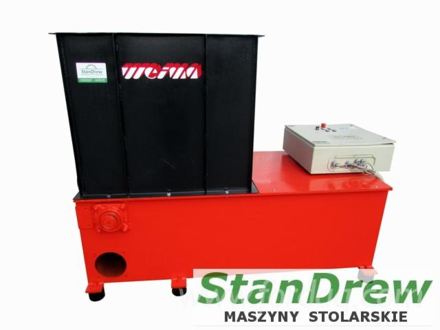Used-WEIMA-WL-6-Chippers-and-Chipping