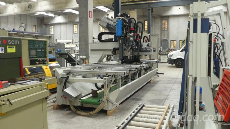 Machining-Centre-For-Sawing--Routing--Profiling--Boring--Sanding--C-M-S-