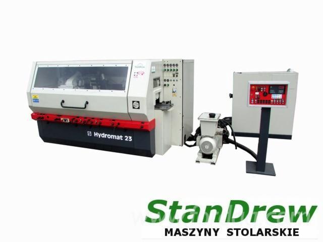 Vend-Machines-%C3%80-Fraiser-Sur-Trois-Ou-Quatre-Faces-%28mouluri%C3%A8re%29-WEINIG-Hydromat-23-Occasion