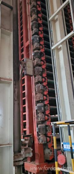 Gebraucht-Sufoma-2011-Spanplatten---Faserplatten-