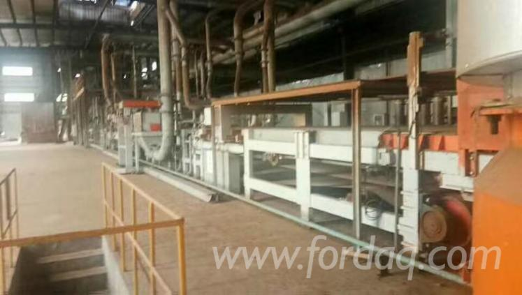 Used-SWPM-MDF-Production-Line
