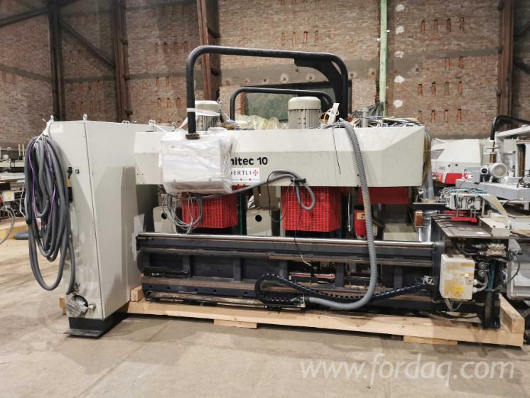 Used-Weinig-Unitec-10--CNC-Window-Profile-Tenoning-Centre