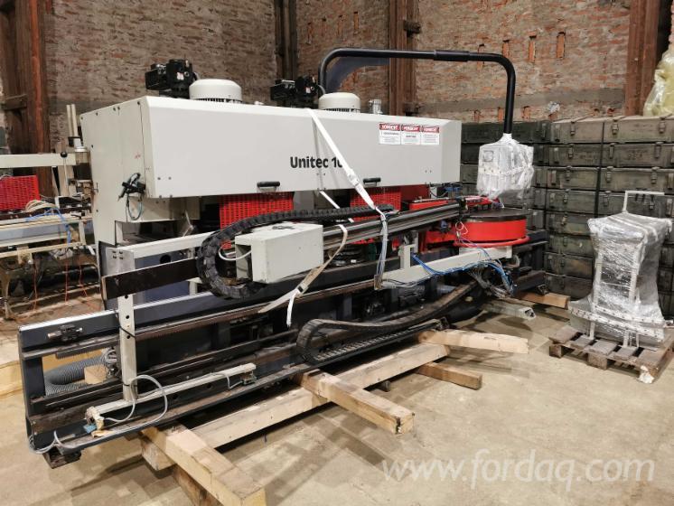 Vend-CNC-Pour-Production-De-Fen%C3%AAtres-Weinig-Unitec-10---Univar-10-Occasion