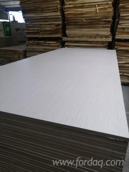 Double-Sides---One-Side-Melamine-Paper-Faced-Laminated