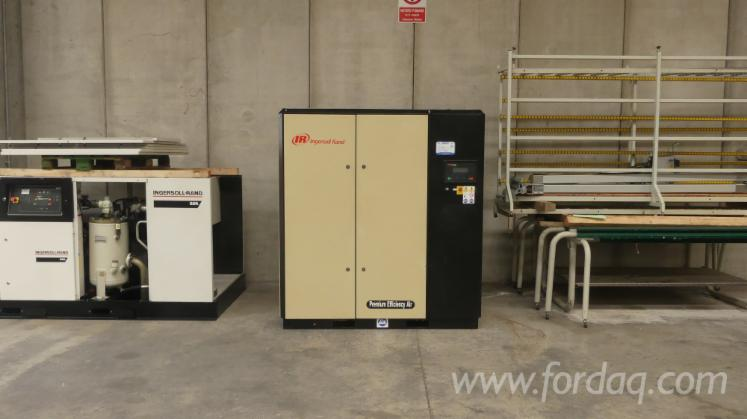Used-Ingersoll-Rand--Screw-Compressor