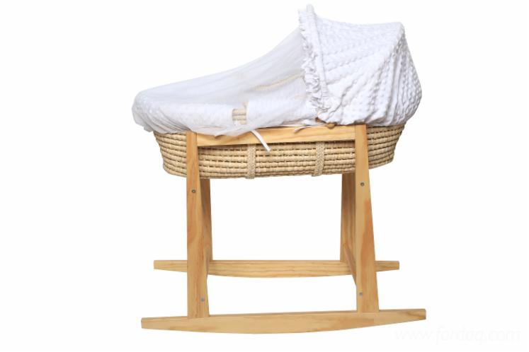 Siberian-Pine-Baby-Cribs-for