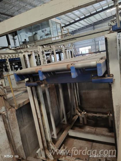 Used-Dieffenbacher--MDF-Continuous-Press-Line