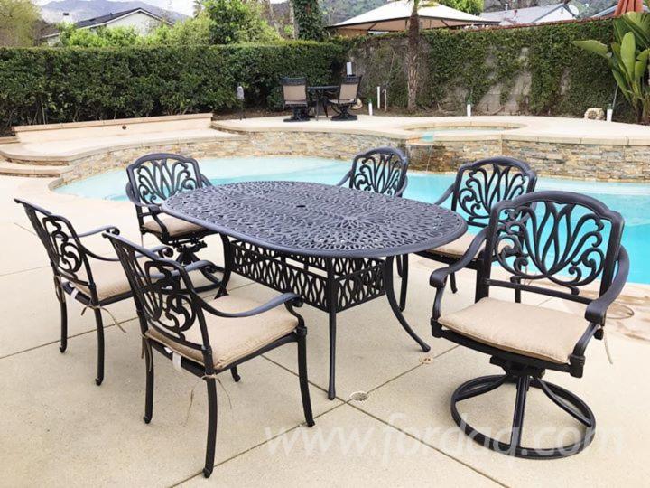 Vender-Conjuntos-Para-Jardim-Kit---Montagem---Bricolagem-DIY-Outros-Materiais-Alum%C3%ADnio