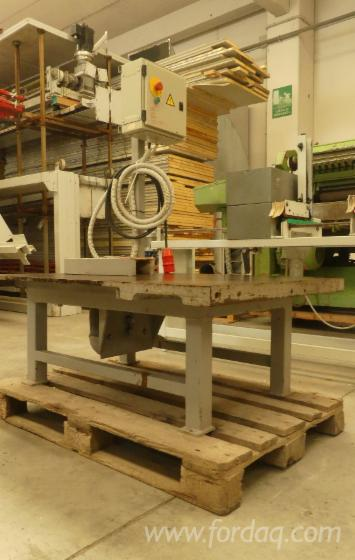 Log-Conversion-And-Resawing-Machines---Other--Eguagliatrice