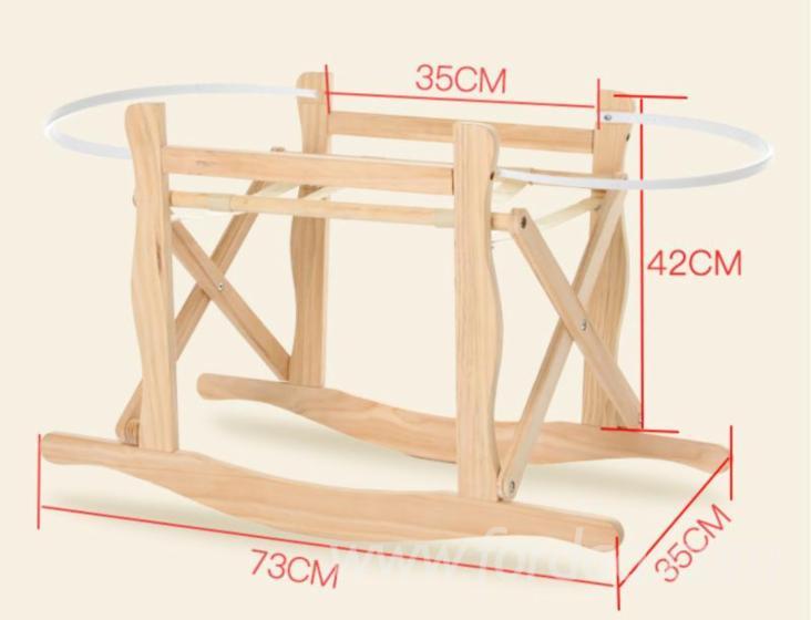 Vend-Berceau-Art---Crafts-Mission-R%C3%A9sineux-Australiens-Et-N%C3%A9o-Z%C3%A9landais-Pin