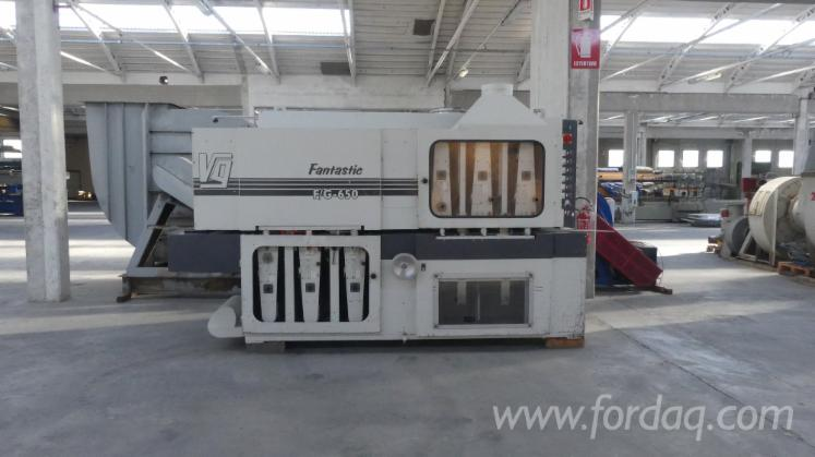 Gladilica-S-Trakom-Vangroenweghe-FG-650-3KKS-3KKS-Polovna
