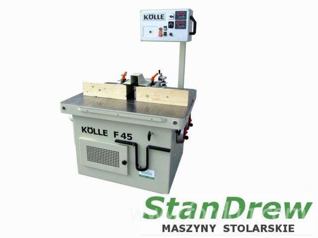 Used-KOLLE-F45-Moulding-Machines-For-Three--And-Four-side