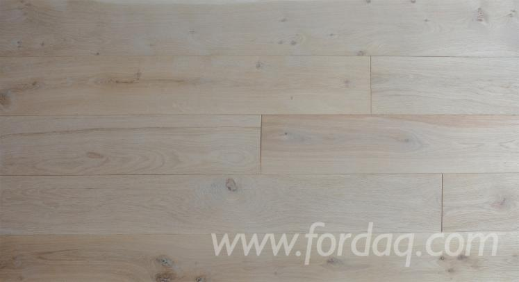 Excellent-Quality-Indoor-Brushed-Oak--Parquet