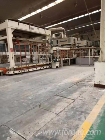 Used-Particle-Board-Production-Line
