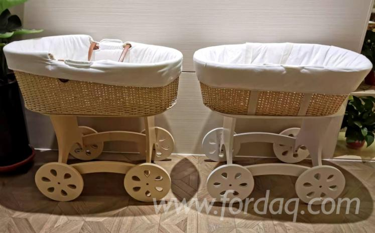 Textile-Material-Baby-Cribs-for
