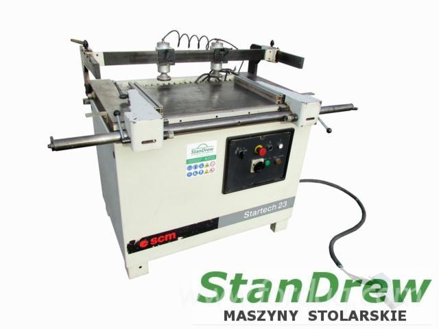 Gebraucht-SCM-Startech-23-2001-Universal-Mehrspindel-Bohrmaschinen-Zur-Station%C3%A4rbearbeitung-Zu