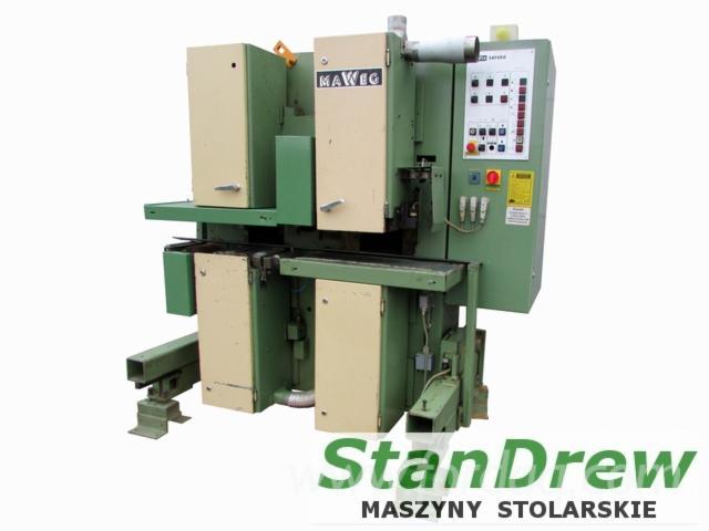 Gebraucht-MAWEG-SATURN-DUO-2001-Schleifmaschinen-Mit-Schleifband-Zu-Verkaufen