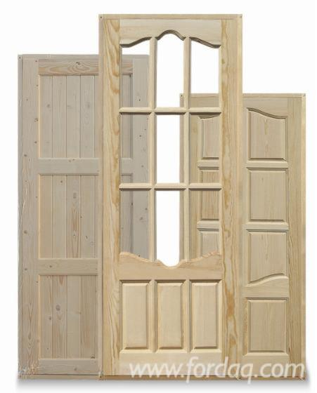 Pine-Spruce-Doors-for
