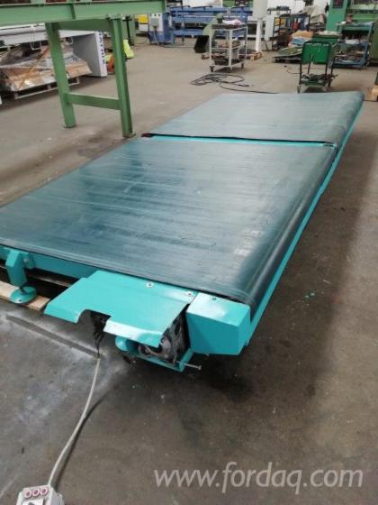 Used-Pribo-T-2000-X-4200--Belt-Conveyor