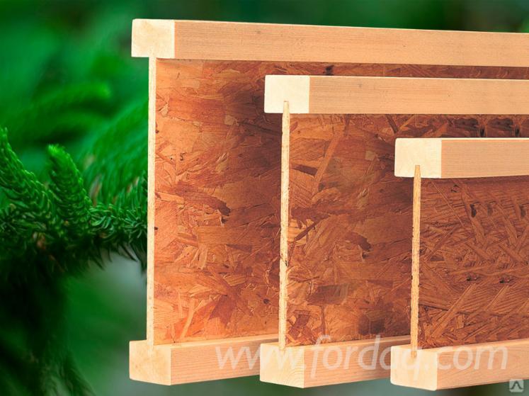 Wooden-I-Joists-Beams