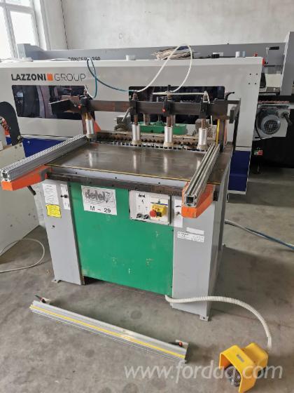 Mehrspindelbohrmaschine-Dettel