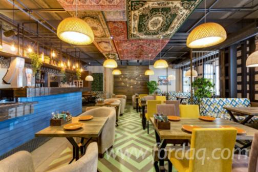 Vend-Chaises-De-Restaurant-Design-Feuillus