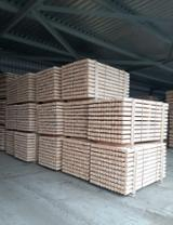 null - Machined Pine/ Spruce Poles, 40-200 mm Diameter