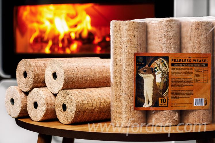 Round-Shape-Wood-Briquettes-The-Fearless