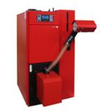 null - 颗粒用锅炉系统 MESCOLI CALDAIE Combifire 3 全新 意大利